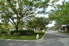 Jalan Utama Cluster A
