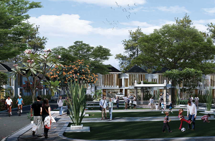 Taman CitraLand Pekanbaru